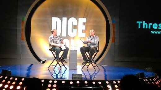 Ray's RPG talk @ DICE 2013