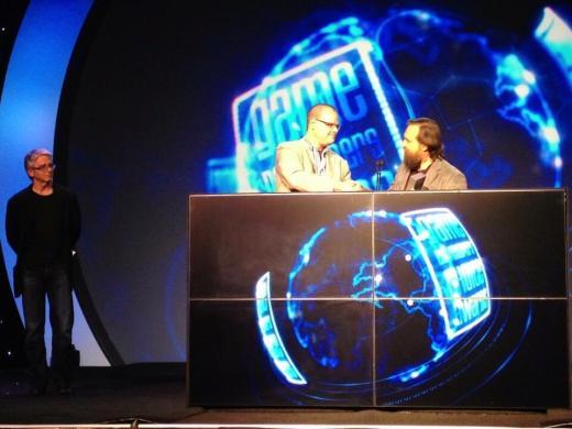 Ray Muzyka and Greg Zeschuk receive GDC Lifetime Achievement Award