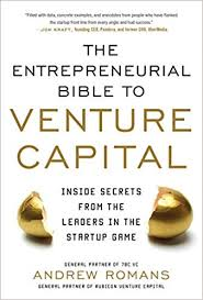 The Entrepreneurial Bible to Venture Capital